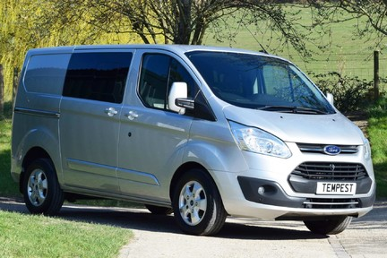 Ford Transit Custom Custom 290 Limited 1