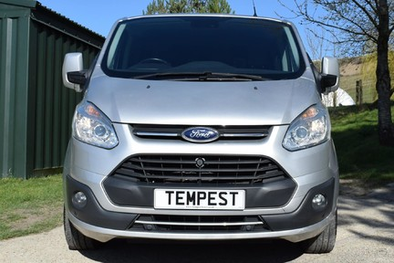 Ford Transit Custom Custom 290 Limited 4