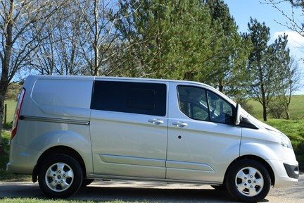 Ford Transit Custom Custom 290 Limited 5