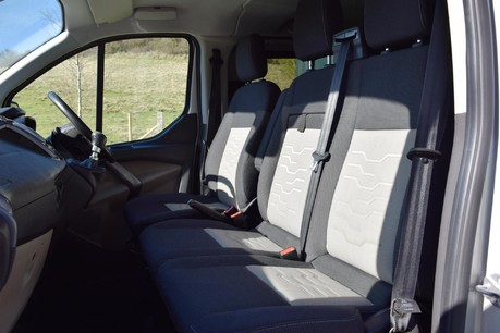 Ford Transit Custom Custom 290 Limited Technical Data
