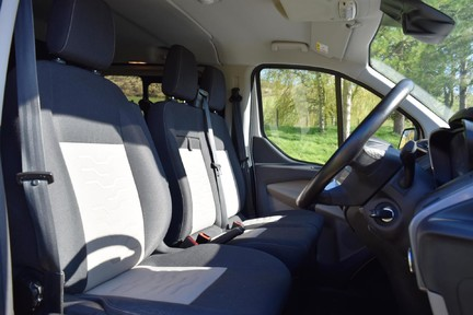 Ford Transit Custom Custom 290 Limited 9