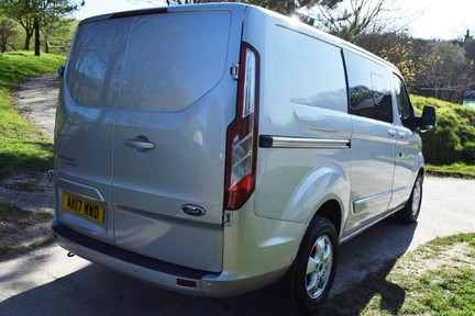 Ford Transit Custom Custom 290 Limited 12