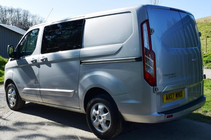 Ford Transit Custom Custom 290 Limited 14