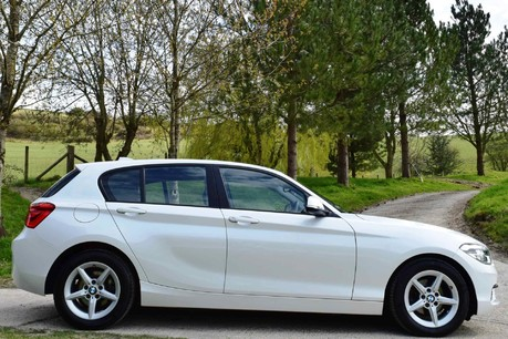 BMW 1 Series Se Business Technical Data