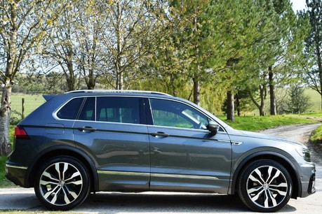 Volkswagen Tiguan R-Line Tech Tdi 4M Technical Data