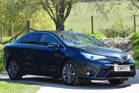 Toyota Avensis Business Ed + D-4