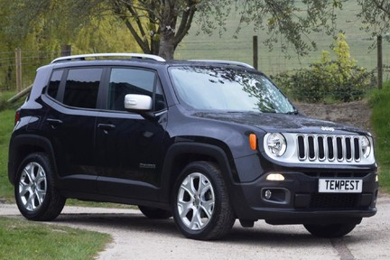 Jeep Renegade Limited 1