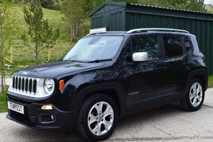 Jeep Renegade Limited 2