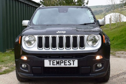 Jeep Renegade Limited 4