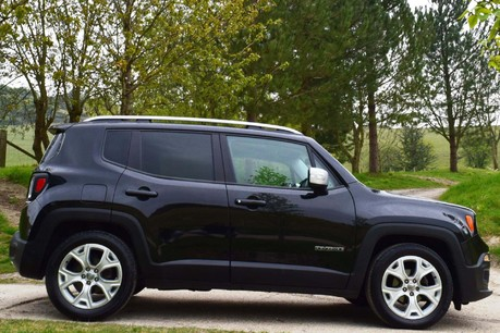Jeep Renegade Limited Technical Data