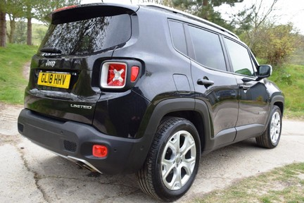 Jeep Renegade Limited 12
