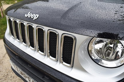 Jeep Renegade Limited 37