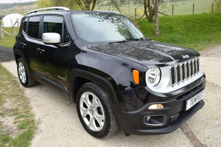 Jeep Renegade Limited 39