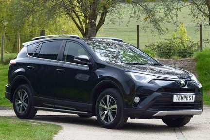 Toyota Rav 4 Business Ed Tss D-4D 1