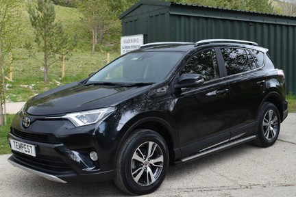 Toyota Rav 4 Business Ed Tss D-4D 2
