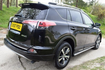 Toyota Rav 4 Business Ed Tss D-4D 12