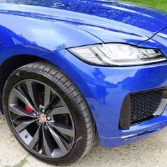 Jaguar F-Pace 3,0 V6 First Edition AWD 15
