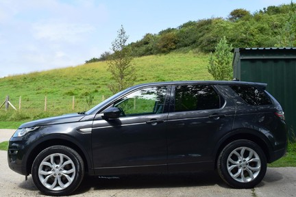 Land Rover Discovery Sport Sport HSE Td4 Automatic 2