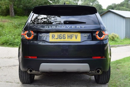 Land Rover Discovery Sport Sport HSE Td4 Automatic 3