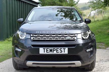 Land Rover Discovery Sport Sport HSE Td4 Automatic 4
