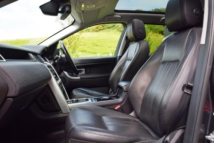 Land Rover Discovery Sport Sport HSE Td4 Automatic 6