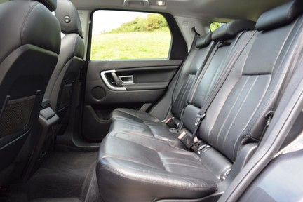 Land Rover Discovery Sport Sport HSE Td4 Automatic 8