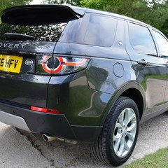 Land Rover Discovery Sport Sport HSE Td4 Automatic 15