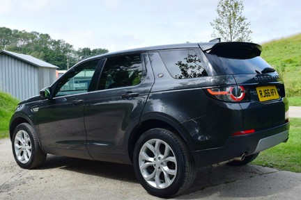 Land Rover Discovery Sport Sport HSE Td4 Automatic 17