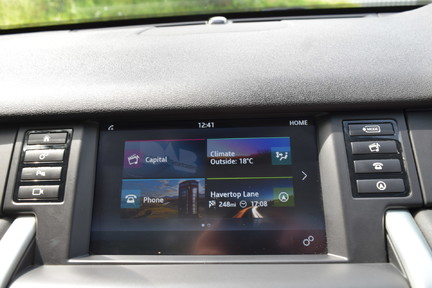 Land Rover Discovery Sport Sport HSE Td4 Automatic 31