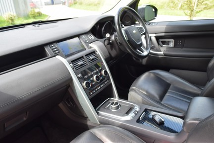 Land Rover Discovery Sport Sport HSE Td4 Automatic 38