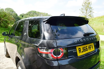 Land Rover Discovery Sport Sport HSE Td4 Automatic 40