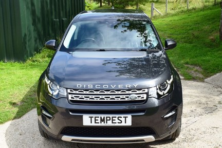 Land Rover Discovery Sport Sport HSE Td4 Automatic 43