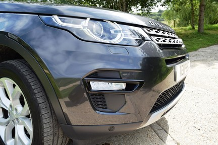 Land Rover Discovery Sport Sport HSE Td4 Automatic 44
