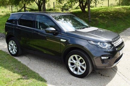 Land Rover Discovery Sport Sport HSE Td4 Automatic 45