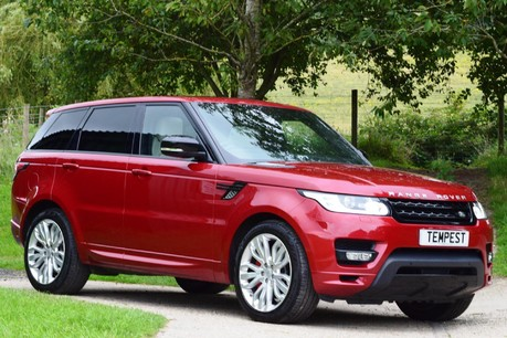 Land Rover Range Rover Sport Sport Autobiography Dynamic S