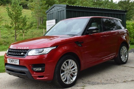 Land Rover Range Rover Sport Sport Autobiography Dynamic S 2