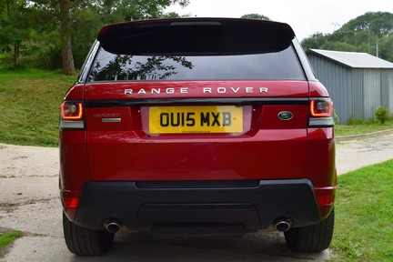 Land Rover Range Rover Sport Sport Autobiography Dynamic S 3