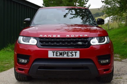 Land Rover Range Rover Sport Sport Autobiography Dynamic S 4