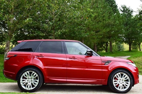 Land Rover Range Rover Sport Sport Autobiography Dynamic S Technical Data