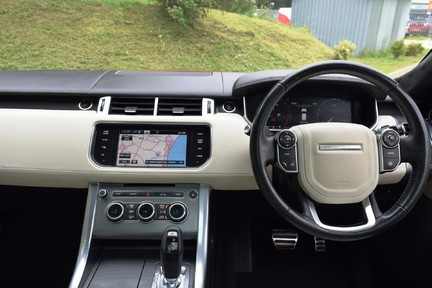 Land Rover Range Rover Sport Sport Autobiography Dynamic S 7