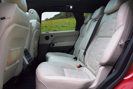 Land Rover Range Rover Sport Sport Autobiography Dynamic S 8