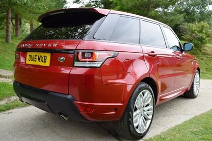 Land Rover Range Rover Sport Sport Autobiography Dynamic S 12