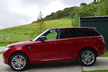 Land Rover Range Rover Sport Sport Autobiography Dynamic S 13