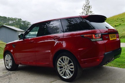 Land Rover Range Rover Sport Sport Autobiography Dynamic S 14