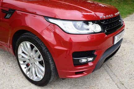 Land Rover Range Rover Sport Sport Autobiography Dynamic S 15