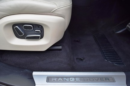 Land Rover Range Rover Sport Sport Autobiography Dynamic S 21
