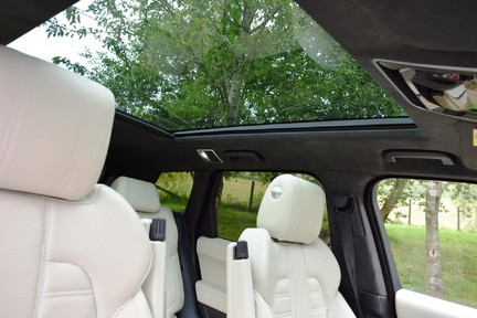Land Rover Range Rover Sport Sport Autobiography Dynamic S 24