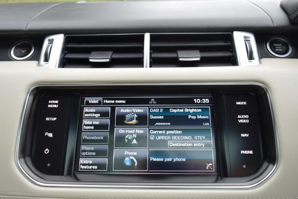 Land Rover Range Rover Sport Sport Autobiography Dynamic S 30