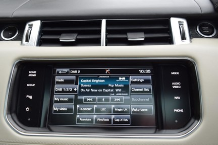 Land Rover Range Rover Sport Sport Autobiography Dynamic S 31