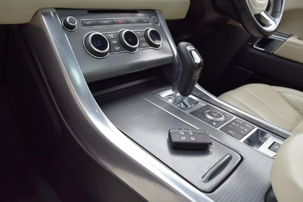 Land Rover Range Rover Sport Sport Autobiography Dynamic S 34